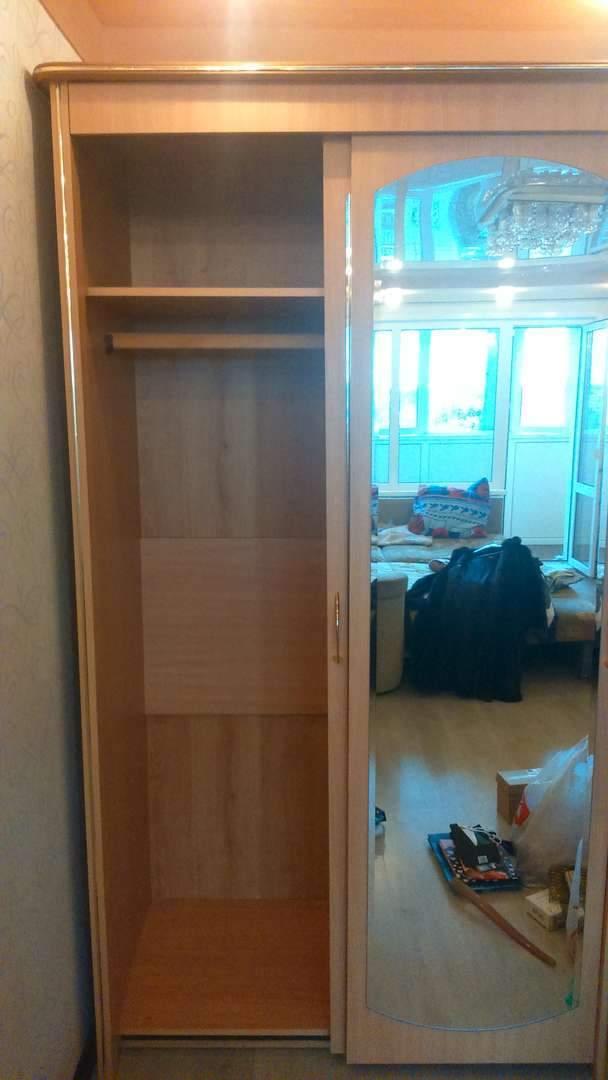 Продам шкаф-купе бу : мебель - частные объявления.