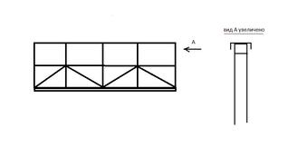 937 X 480 13.6 Kb ВОРОТА откатные, телескопические, распашные, калитки (новинки , фото)