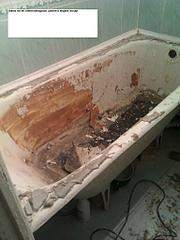 1536 X 2048 318.2 Kb Help-что делать с чугунной ванной