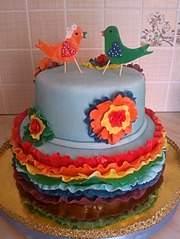 453 X 604  76.0 Kb Свадебный торт!