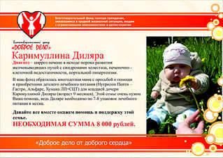 1920 X 1365   2.3 Mb Благотворительный фонд 'Доброе Дело' - ПРИСОЕДИНЯЙТЕСЬ!