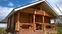 1920 X 1078 242.3 Kb Шлифовка, покраска, конопатка, герметизация деревянных домов и бань. Профессионально!