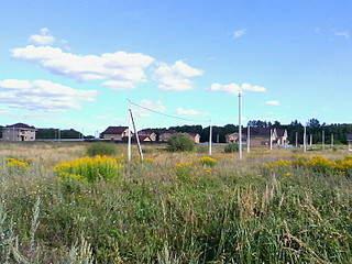 1600 X 1200 496.0 Kb земельный участок (12 сот) около д. старое мартьяново (п.мартьянова слобода)