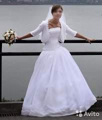 204 x 240 Свадебные платья-продажа