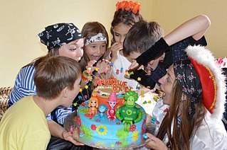 1504 X 1000 145.2 Kb СКАЗОЧНЫЙ День рождения, семейный праздник