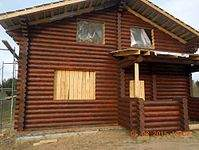 1000 X 750 124.7 Kb 1300 X 975 600.5 Kb Шлифовка, покраска, конопатка, герметизация деревянных домов и бань. Профессионально!