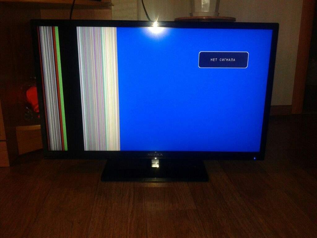 сколько стоит починить матрицу на телевизоре реакцией
