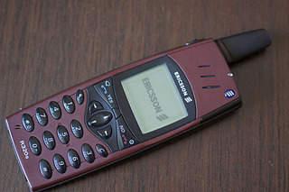 500 X 333  32.6 Kb старые мобильные телефоны
