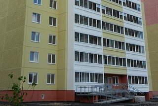 550 X 370  85.5 Kb Дома Холмогорова 61, 63, 65. Тема для жильцов.