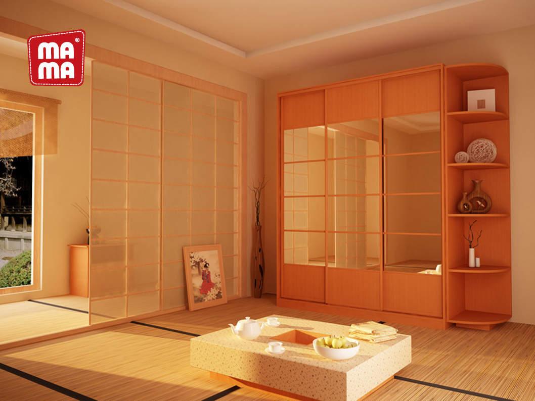 Шкафы, прихожии, кровати, тумбы, столы от фабрики мама : меб.