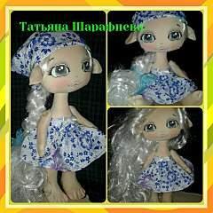 480 X 480 66.6 Kb 450 X 600 91.8 Kb Вяшата- помощники домового. Авторская текстильная кукла.