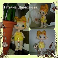512 X 512 54.8 Kb 450 X 600 61.0 Kb Вяшата- помощники домового. Авторская текстильная кукла.