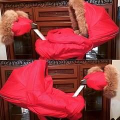 807 X 807 160.7 Kb ТЮНИНГ детских колясок и санок, стульчиков для кормления. НОВИНКА Матрасик-медвежонок