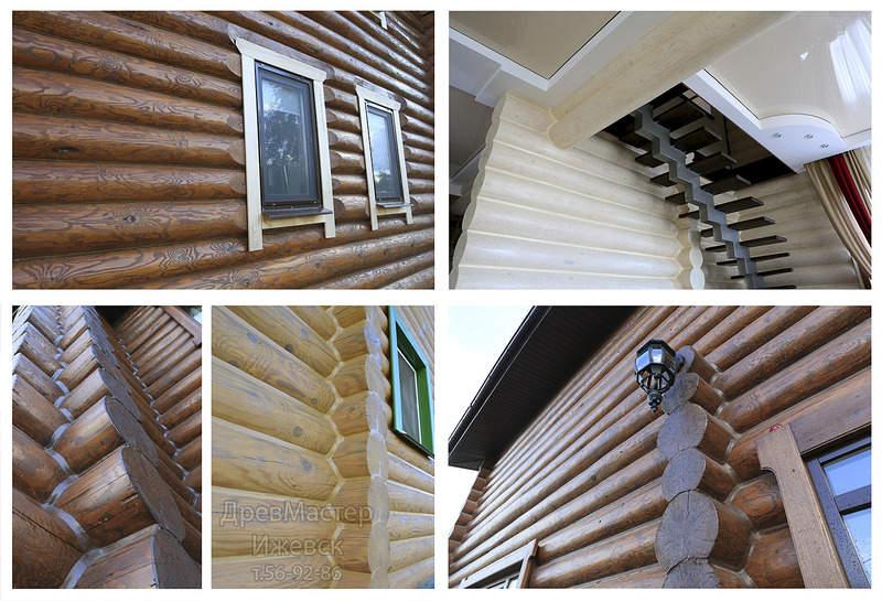 1500 X 1022 791.4 Kb Шлифовка, покраска, конопатка, герметизация деревянных домов и бань. Профессионально!