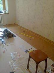 1200 X 1600 171.6 Kb Монтаж сухого сборного пола Кнауф (Knauf), ремонт квартир под ключ