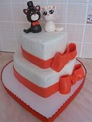 453 X 604 54.0 Kb Свадебный торт!
