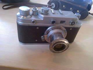 1920 X 1440 154.4 Kb 1920 X 1440 224.1 Kb Фотоаппарат Зоркий С, Любитель 166 универсал ,Кинокамера Экран -4 ,Кинопроектор Луч 2