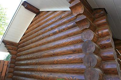 1100 X 733 392.8 Kb Шлифовка, покраска, конопатка, герметизация деревянных домов и бань. Профессионально!