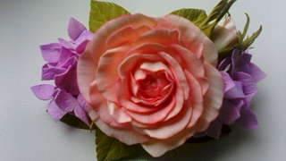 1920 X 1080 114.0 Kb Реалистичные цветы из фоамирана.Подарки и украшения ручной работы из фоамирана