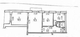 1920 X 893 122.1 Kb Помогите оценить квартиру...