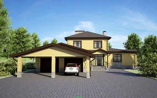 1120 X 700 808.5 Kb Проекты уютных загородных домов