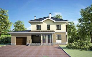 1120 X 700 902.0 Kb Проекты уютных загородных домов