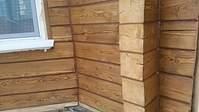 1328 X 747 682.7 Kb 1328 X 747 696.5 Kb Шлифовка, покраска, конопатка, герметизация деревянных домов и бань. Профессионально!