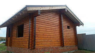 1300 X 731 336.1 Kb Шлифовка, покраска, конопатка, герметизация деревянных домов и бань. Профессионально!