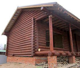 900 X 767 271.0 Kb Шлифовка, покраска, конопатка, герметизация деревянных домов и бань. Профессионально!
