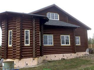 900 X 668 216.0 Kb Шлифовка, покраска, конопатка, герметизация деревянных домов и бань. Профессионально!
