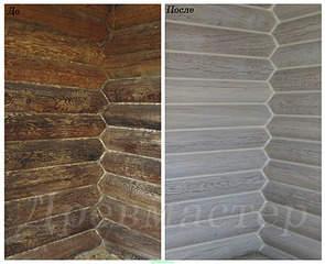 1000 X 813 306.1 Kb Шлифовка, покраска, конопатка, герметизация деревянных домов и бань. Профессионально!