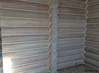 950 X 701 171.3 Kb Шлифовка, покраска, конопатка, герметизация деревянных домов и бань. Профессионально!