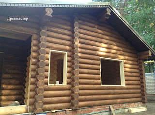 1920 X 1434 324.4 Kb Шлифовка, покраска, конопатка, герметизация деревянных домов и бань. Профессионально!