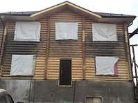 1100 X 822 234.7 Kb Шлифовка, покраска, конопатка, герметизация деревянных домов и бань. Профессионально!