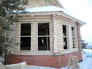 950 X 713 251.6 Kb Шлифовка, покраска, конопатка, герметизация деревянных домов и бань. Профессионально!
