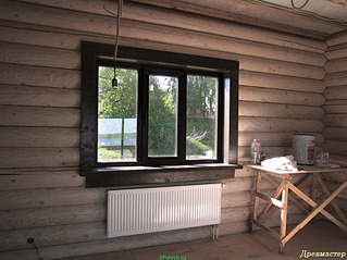 907 X 680 195.2 Kb Шлифовка, покраска, конопатка, герметизация деревянных домов и бань. Профессионально!