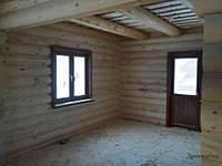 1920 X 1440 208.8 Kb Шлифовка, покраска, конопатка, герметизация деревянных домов и бань. Профессионально!