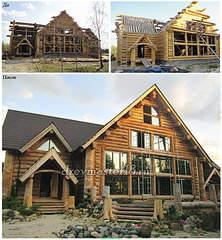 800 X 864 350.6 Kb Шлифовка, покраска, конопатка, герметизация деревянных домов и бань. Профессионально!