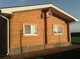 855 X 639 446.5 Kb Шлифовка, покраска, конопатка, герметизация деревянных домов и бань. Профессионально!