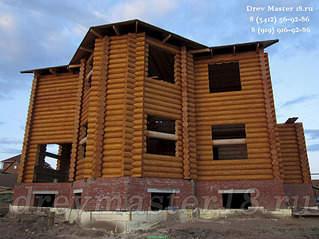 1037 X 778 274.1 Kb Шлифовка, покраска, конопатка, герметизация деревянных домов и бань. Профессионально!