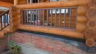 1920 X 1080 266.6 Kb Шлифовка, покраска, конопатка, герметизация деревянных домов и бань. Профессионально!