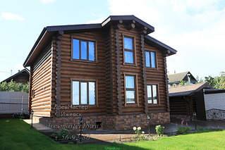1100 X 733 330.5 Kb Шлифовка, покраска, конопатка, герметизация деревянных домов и бань. Профессионально!