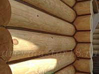 800 X 594 169.7 Kb Шлифовка, покраска, конопатка, герметизация деревянных домов и бань. Профессионально!