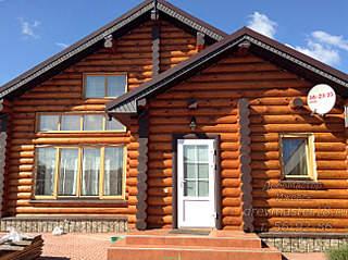 1300 X 971 453.7 Kb Шлифовка, покраска, конопатка, герметизация деревянных домов и бань. Профессионально!