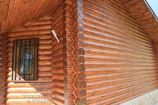 1100 X 733 345.3 Kb Шлифовка, покраска, конопатка, герметизация деревянных домов и бань. Профессионально!