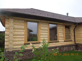 1300 X 975 379.6 Kb Шлифовка, покраска, конопатка, герметизация деревянных домов и бань. Профессионально!