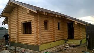1300 X 730 270.8 Kb Окна пластиковые и обсадные коробки (окосячка ) в деревянные коттеджи.
