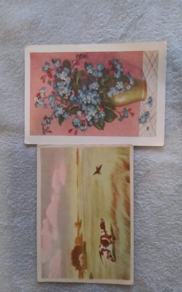 Аукционы коллекционеров открыток, очень