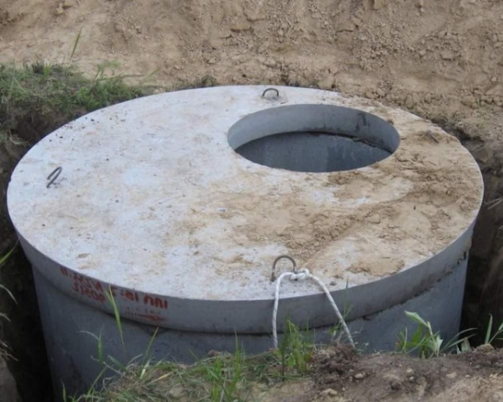 перестает жби плита на сливную яму росток можно обеспечить