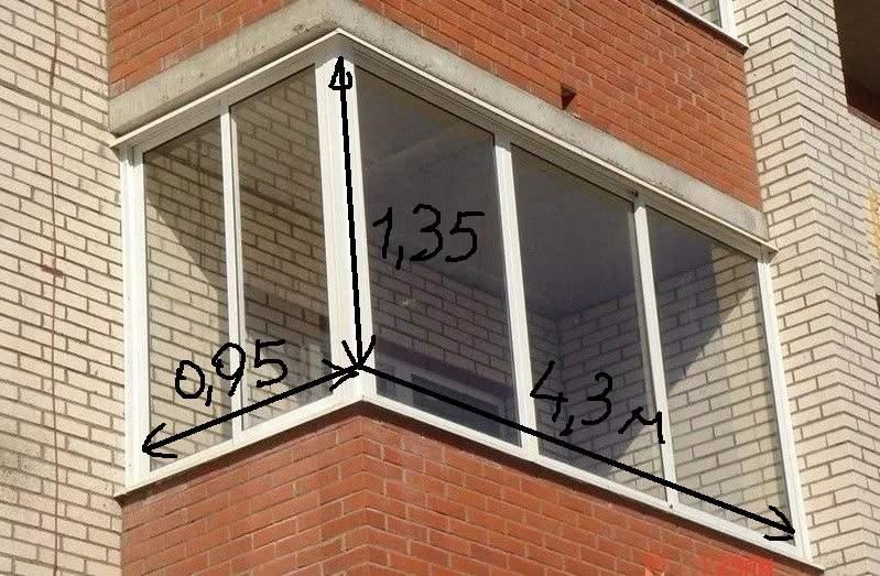 Алюминиевые балконы (лоджии), двери, витражи / каталог.